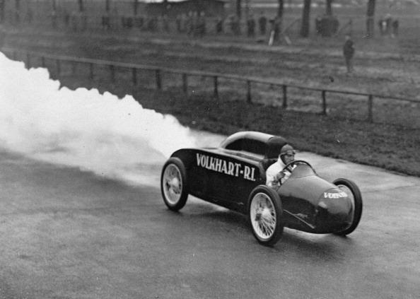 Racecar「Raketenfahrzeug Volkhart」:写真・画像(4)[壁紙.com]
