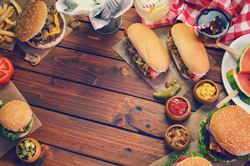 Take Out Food「4th of July Picnic」:スマホ壁紙(10)