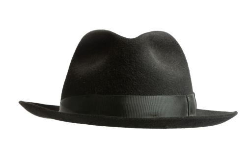 Hat「Black felt hat」:スマホ壁紙(8)