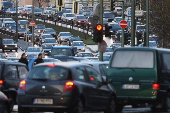 Traffic「Berlin Public Transport Strike Enters Second Week」:写真・画像(4)[壁紙.com]