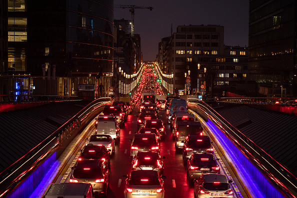 Traffic「Brussels Plan Aims To Reduce Traffic And Help Meet 'Green Deal' Goals」:写真・画像(10)[壁紙.com]