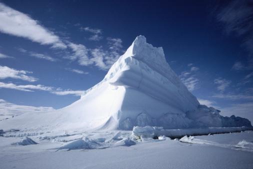 Remote Location「Iceberg, Baffin Island, Canada」:スマホ壁紙(8)