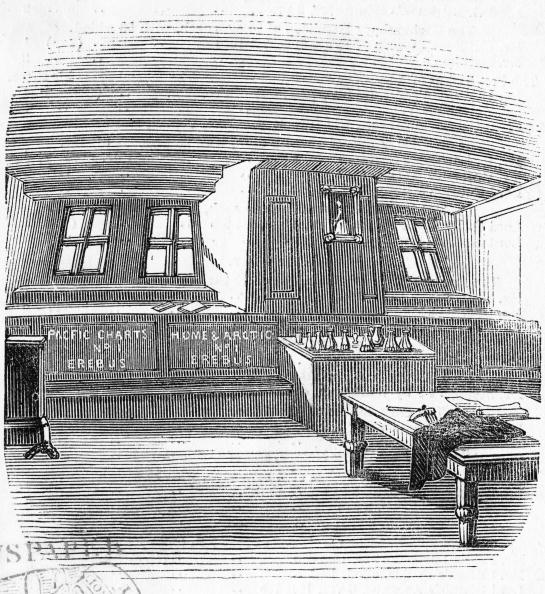 Passenger Cabin「Franklin's Cabin」:写真・画像(15)[壁紙.com]
