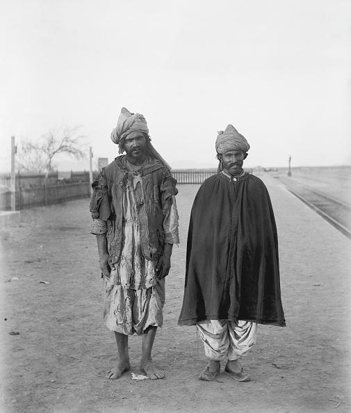 Wrapped「Indian Men Wearing Khulla Hats」:写真・画像(12)[壁紙.com]