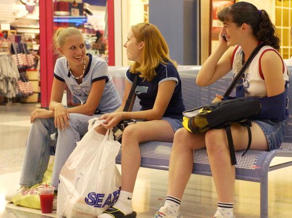 Bench「Mall of America」:写真・画像(0)[壁紙.com]