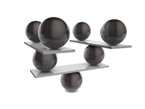 Economic fortune「Balance Concept」:スマホ壁紙(11)