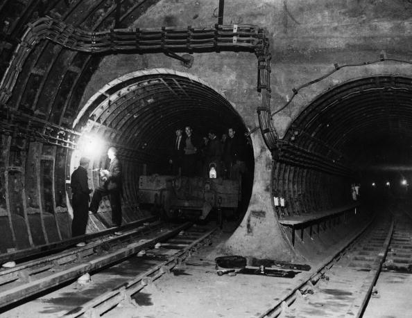 Subway Train「Tube Tunnels」:写真・画像(8)[壁紙.com]