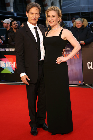 """アンナ パキン「""""The Irishman"""" International Premiere and Closing Gala - 63rd BFI London Film Festival」:写真・画像(19)[壁紙.com]"""