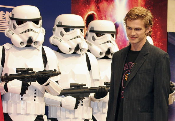 スター・ウォーズ・シリーズ「Star Wars Episode III - Revenge Of The Sith Photocall In Japan」:写真・画像(16)[壁紙.com]