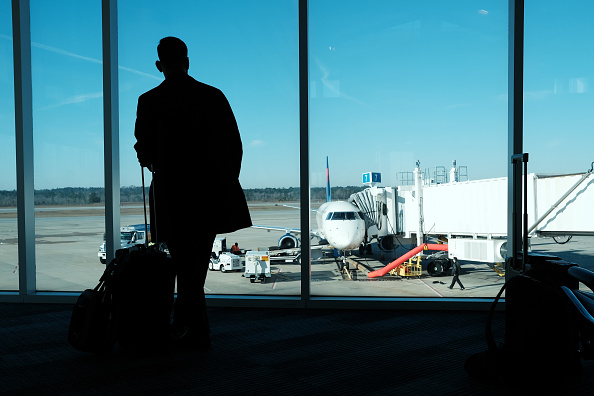Airport「Airline And Global Travel Industry Faces Downturn Due To Coronavirus Outbreak」:写真・画像(9)[壁紙.com]