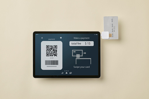 Point Of Sale「Contact less payment with credit card」:スマホ壁紙(18)