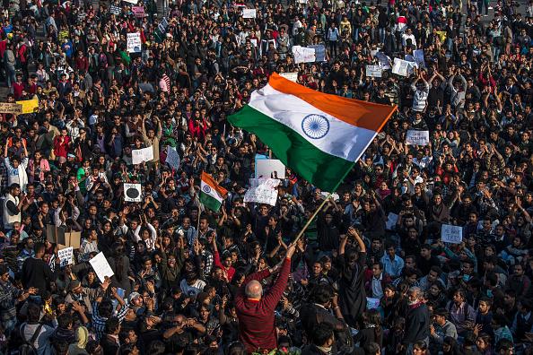 Politics「Protests In New Delhi Against Current Rape Laws」:写真・画像(10)[壁紙.com]