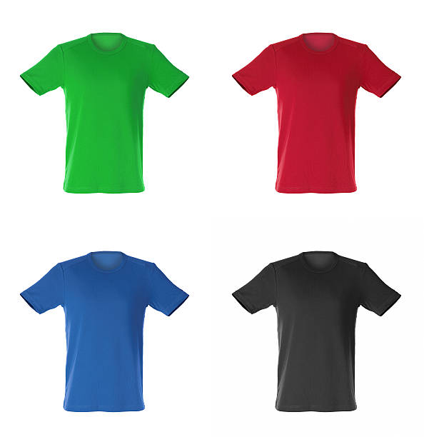 four isolated t-shirts:スマホ壁紙(壁紙.com)