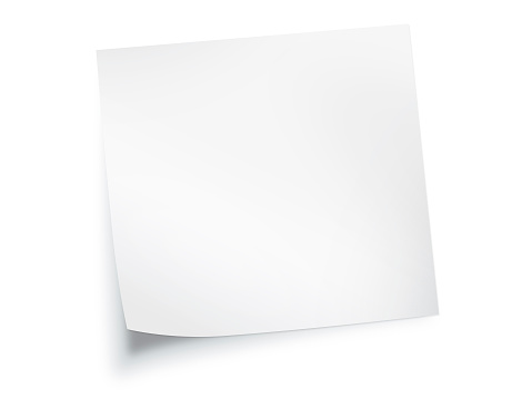 Multi-Layered Effect「white paper note background」:スマホ壁紙(16)