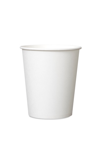 White Background「White Paper Cup」:スマホ壁紙(14)