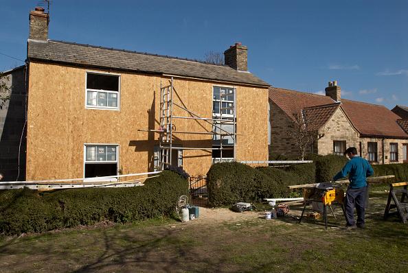 Restoring「Restoring a house, Norfolk, United Kingdom」:写真・画像(10)[壁紙.com]
