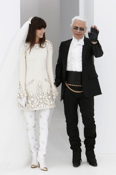 Bride「Paris Haute Couture - Chanel」:写真・画像(4)[壁紙.com]
