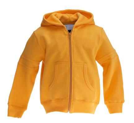 Sweatshirt「Yellow Sweat-shirt on white background」:スマホ壁紙(9)