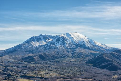Active Volcano「Mount St. Helens」:スマホ壁紙(5)