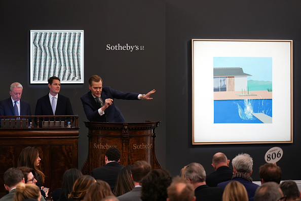 Auction「Sotheby's Contemporary Art Evening Auction」:写真・画像(13)[壁紙.com]