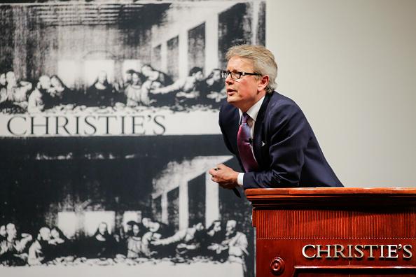 """Christie's「Christie's To Auction Leonardo da Vinci's """"Salvator Mundi"""" Painting」:写真・画像(3)[壁紙.com]"""