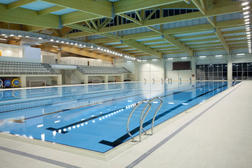 Competition「Indoor swimming pool」:スマホ壁紙(3)
