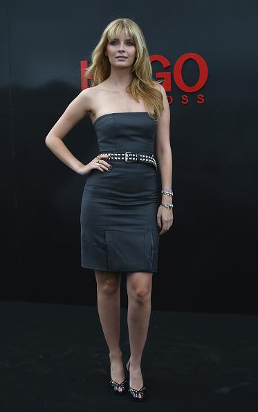 Belt「Mercedes Benz Fashion Week - HUGO Arrivals」:写真・画像(11)[壁紙.com]