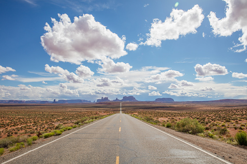 Eternity「Endless Highway Monument Valley Route 163 Arizona Utah USA」:スマホ壁紙(14)