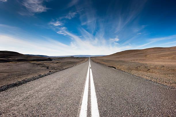 Endless Highway Iceland Highlands:スマホ壁紙(壁紙.com)