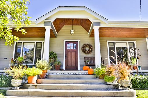 Southern California「Craftsman Bungalow House」:スマホ壁紙(6)