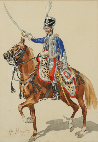 Infantry「Russian Hussar Raising His Sabre」:写真・画像(16)[壁紙.com]
