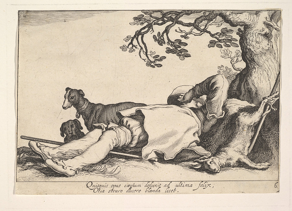 Etching「Pleasures Of Occupation Creator: Cornelis Bloemaert」:写真・画像(14)[壁紙.com]