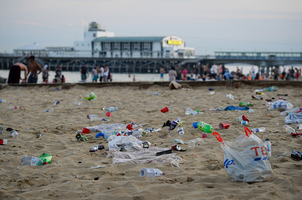 Beach「UK Experiences Summer Heatwave」:写真・画像(11)[壁紙.com]