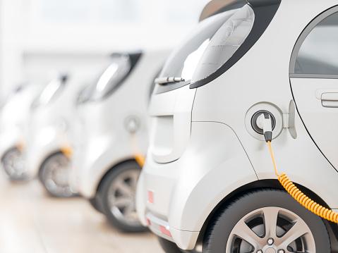Power Equipment「Electric cars charging」:スマホ壁紙(13)