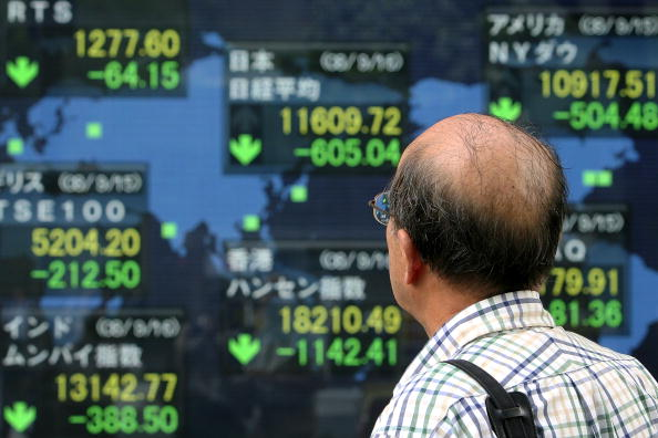 Crisis「Japanese Market Drops As Lehman Brothers File For Bankruptcy」:写真・画像(13)[壁紙.com]
