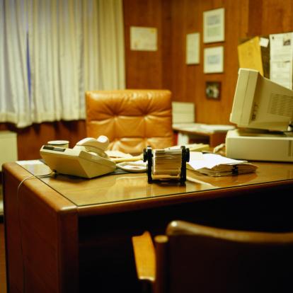 Corporate Business「1970's Style Office」:スマホ壁紙(16)