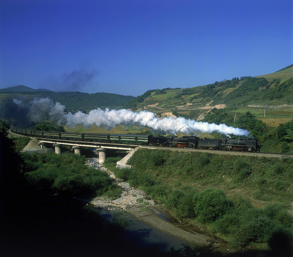 Railroad Track「Region of Manchuria, China」:写真・画像(11)[壁紙.com]