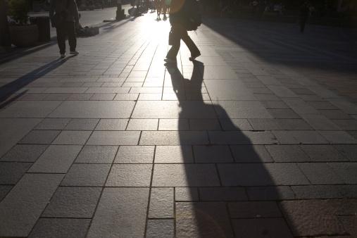 Paving Stone「Urban Shadows」:スマホ壁紙(0)