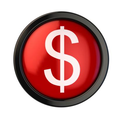 Dollar Sign「Dollar Button」:スマホ壁紙(18)