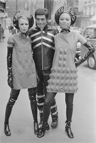 Geometric Shape「Pierre Cardin Fashion Show」:写真・画像(3)[壁紙.com]