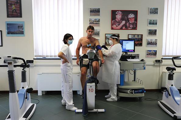 Recovery「Italy's Coronavirus Rehab Centre Tackling It's Lingering Effects」:写真・画像(1)[壁紙.com]