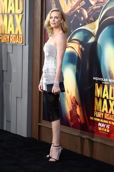 "Ankle Strap Shoe「Premiere Of Warner Bros. Pictures' ""Mad Max: Fury Road"" - Arrivals」:写真・画像(4)[壁紙.com]"