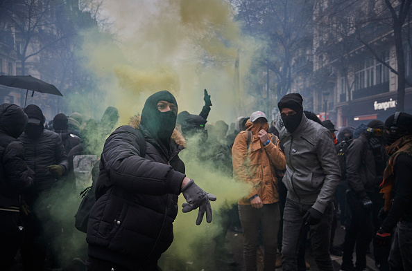 Paris - France「National Strike Shuts Down France's Transport Network」:写真・画像(14)[壁紙.com]