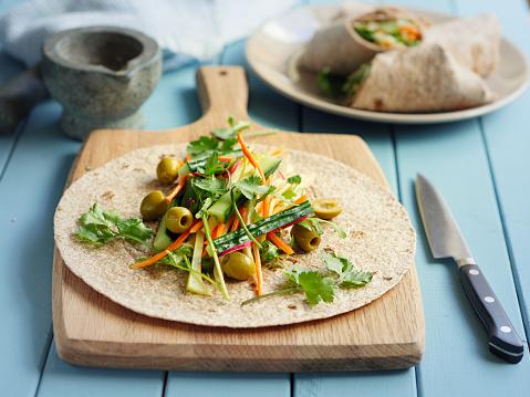 Fennel「Healthy veggie wraps」:スマホ壁紙(10)