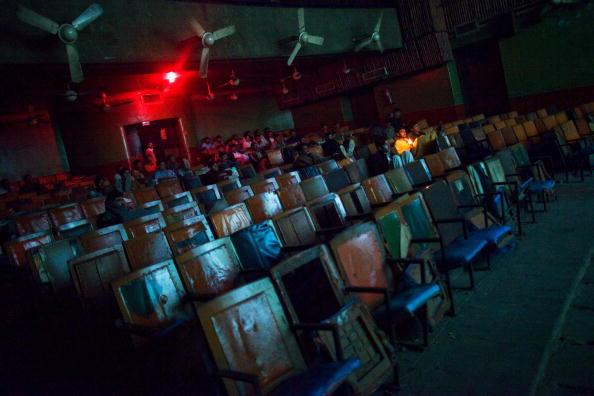 Empty「Peshawar's Cinemas Struggle Under Threat Of Militant Activity」:写真・画像(7)[壁紙.com]