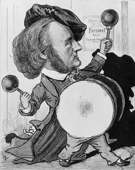 Musical instrument「Boom Boom Wagner」:写真・画像(16)[壁紙.com]