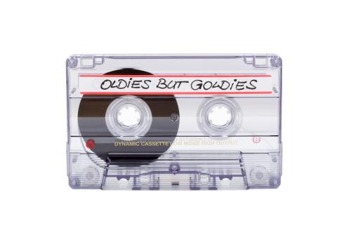 1980-1989「Audio cassette Oldies but Goldies」:スマホ壁紙(8)