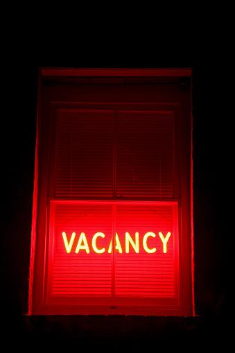 Motel「Vacancy Sign」:スマホ壁紙(1)
