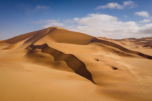 Southern Africa「Namib Desert Sand Dune Walvis Bay Dunes of Namib Namibia」:スマホ壁紙(10)