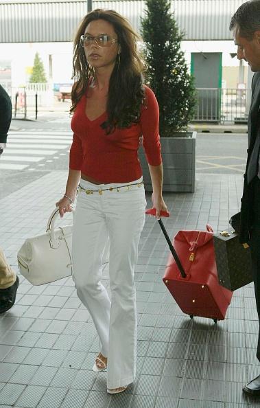 Gareth Cattermole「David Beckham And His Wife Victoria Arrive At Heathrow Airport」:写真・画像(3)[壁紙.com]